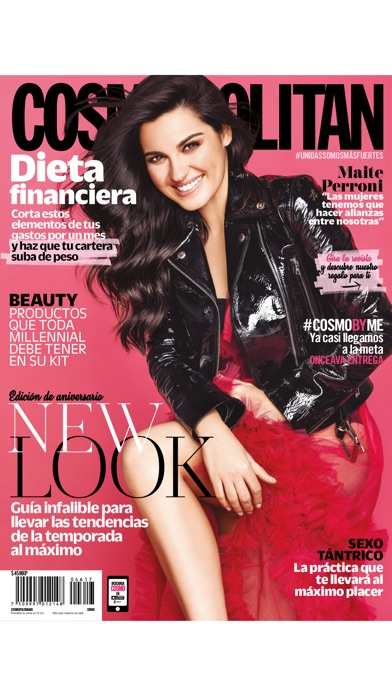 Screenshot for COSMOPOLITAN EN ESPAÑOL REVISTA in Japan App Store