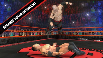 World Wrestling Fighting 2018 screenshot three
