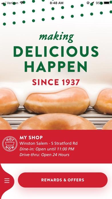 Krispy Kreme ® for Windows