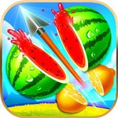 Activities of Fruit Shoot With Archery Arrow