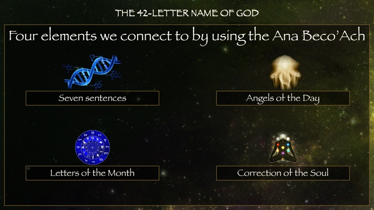 The 42-Letter Name of God