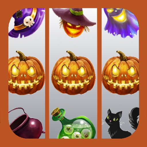 Download Halloween Slots free for iPhone, iPod and iPad