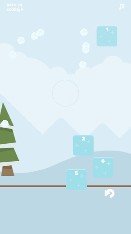 ICE Ball: Easy simple game screenshot-0