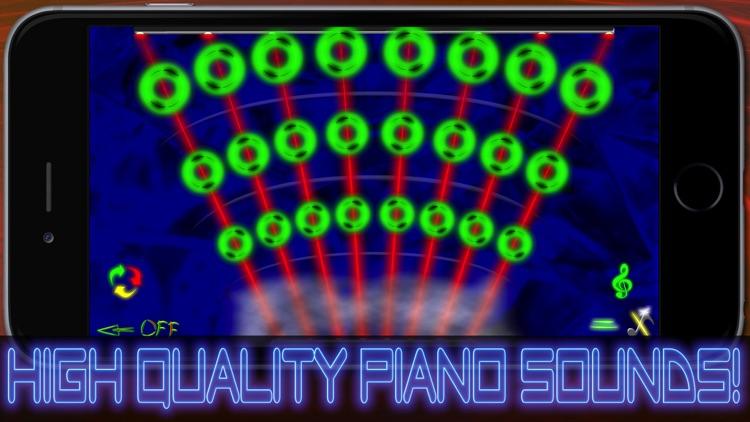 Laser Piano Pro screenshot-3