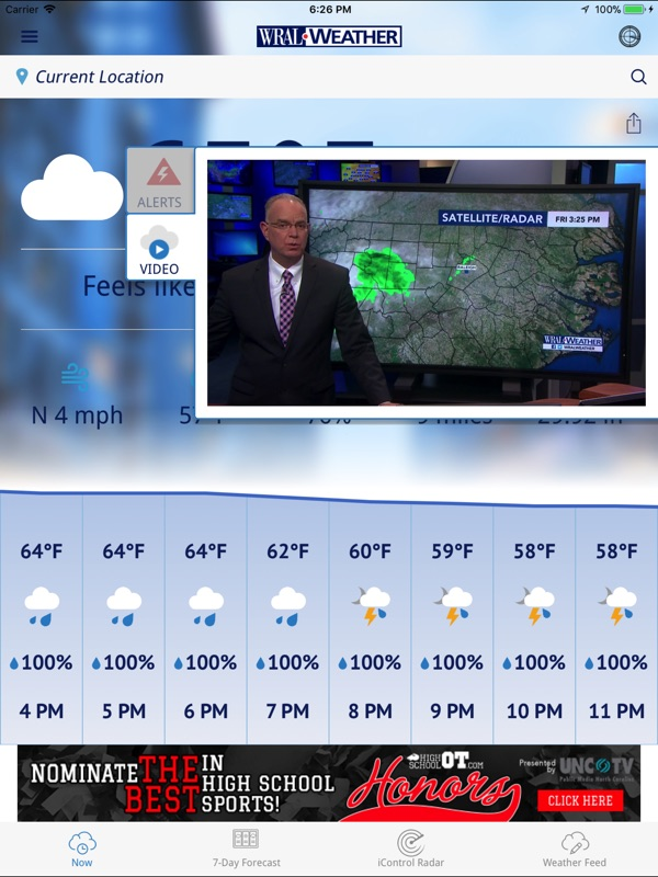 WRAL Weather - Online Game Hack and Cheat | Gehack com