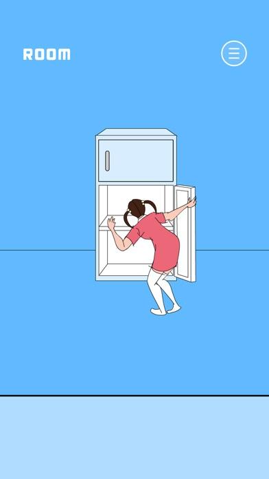 冷蔵庫のプリン食べられた - 脱出ゲーム紹介画像1