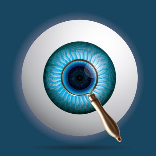 Test Eye: Test Vision Duochrom