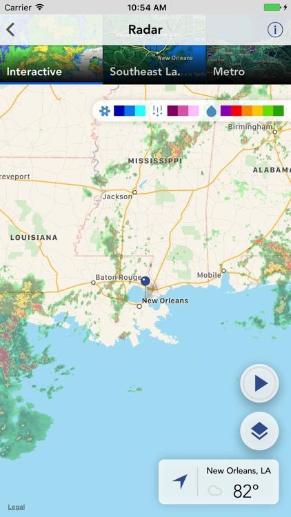 WWL-TV New Orleans News screenshot-4