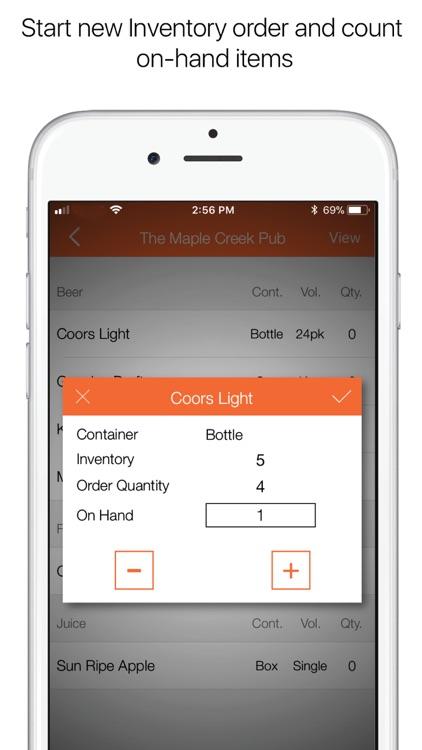 Inventory Order 360 screenshot-3