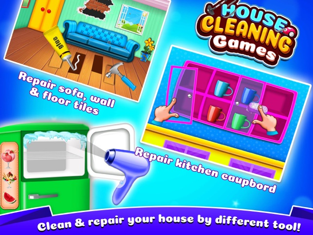 house cleaning games on the app store rh itunes apple com