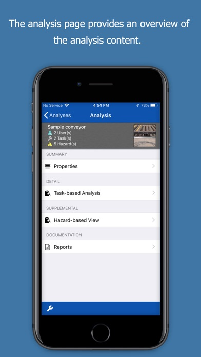 Screenshot for designsafe in United States App Store