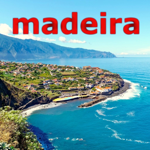 Madeira Travel Map Offline