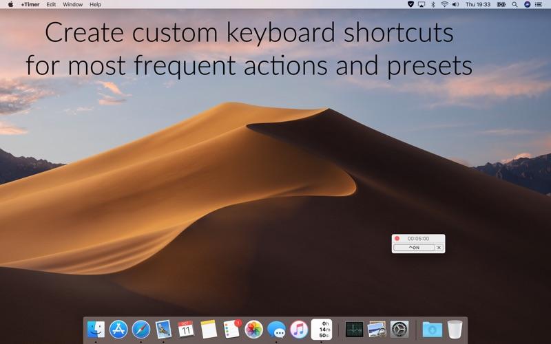+Timer 2: dock timer/stopwatch Screenshots