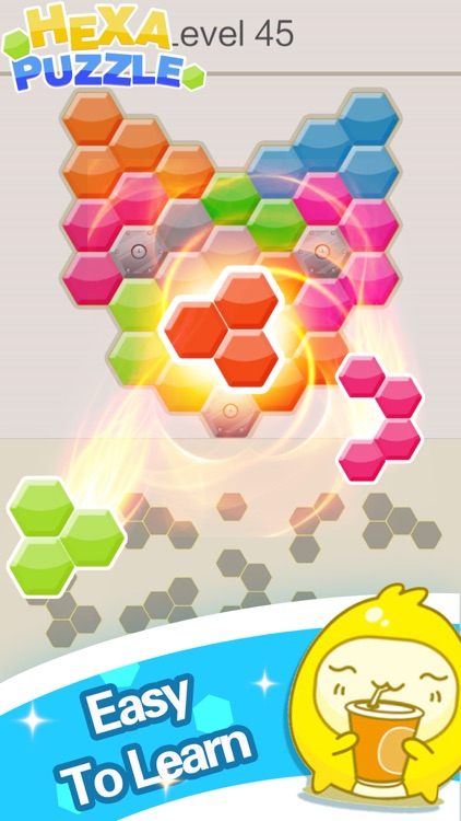 Hexablock - Woody Puzzle Games screenshot-1