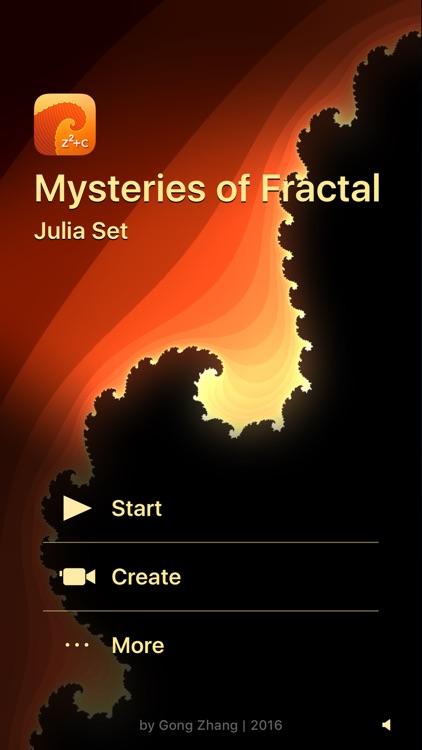 Mysteries of Fractal screenshot-0