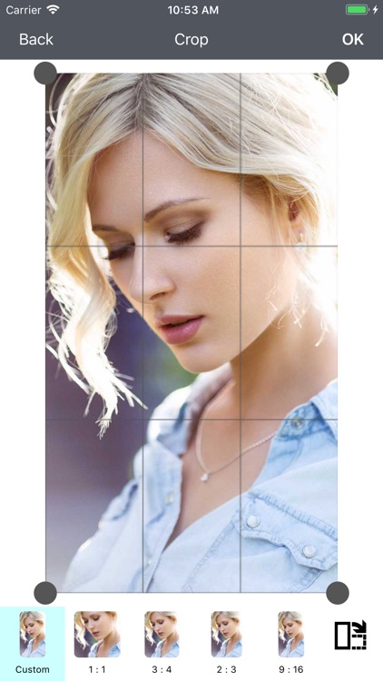 Photo Editor add Insta Effects