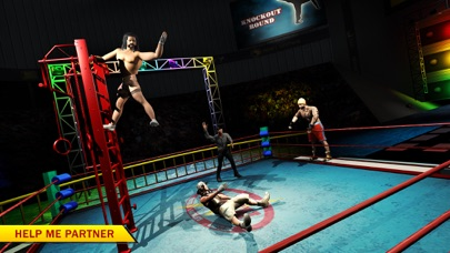 点击获取Champion Wrestling Revolution