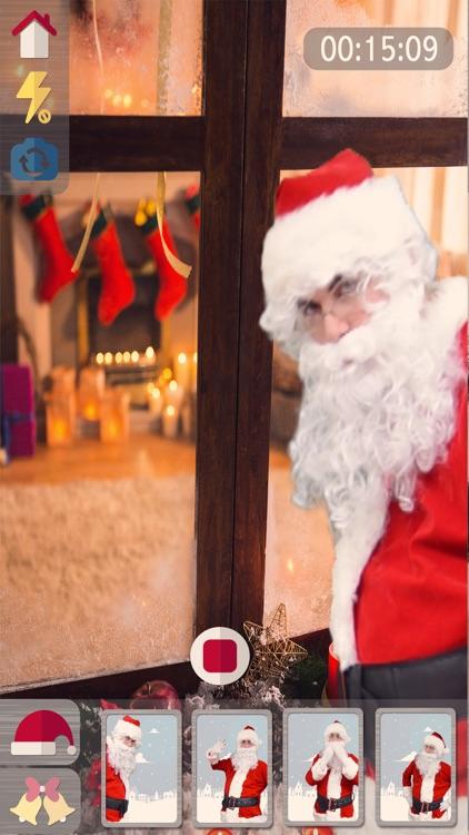 Your video with Santa & Xmas