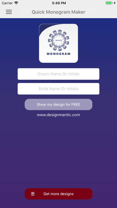 Quick Monogram Maker For Android Download Free Latest Version Mod 2020