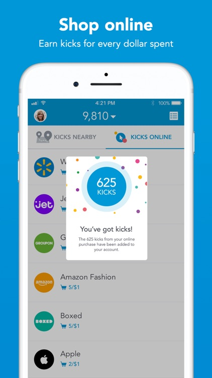 Shopkick: Rewards & Cashback screenshot-4