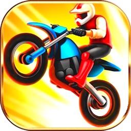 Bike Racing Climb Game