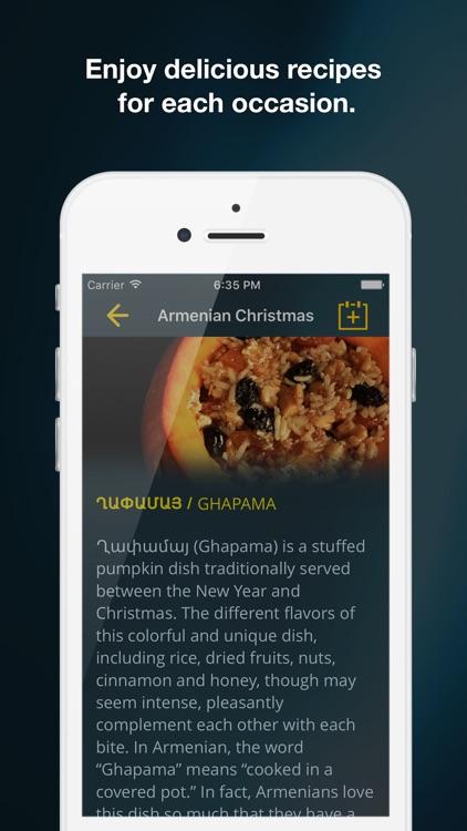 Armenian Holidays & Traditions
