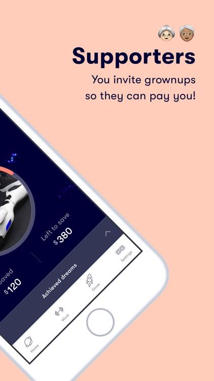 Gimi - a pocket money manager screenshot-4