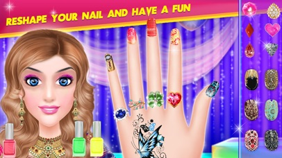 Nail Art Salon - Nail Care screenshot 3