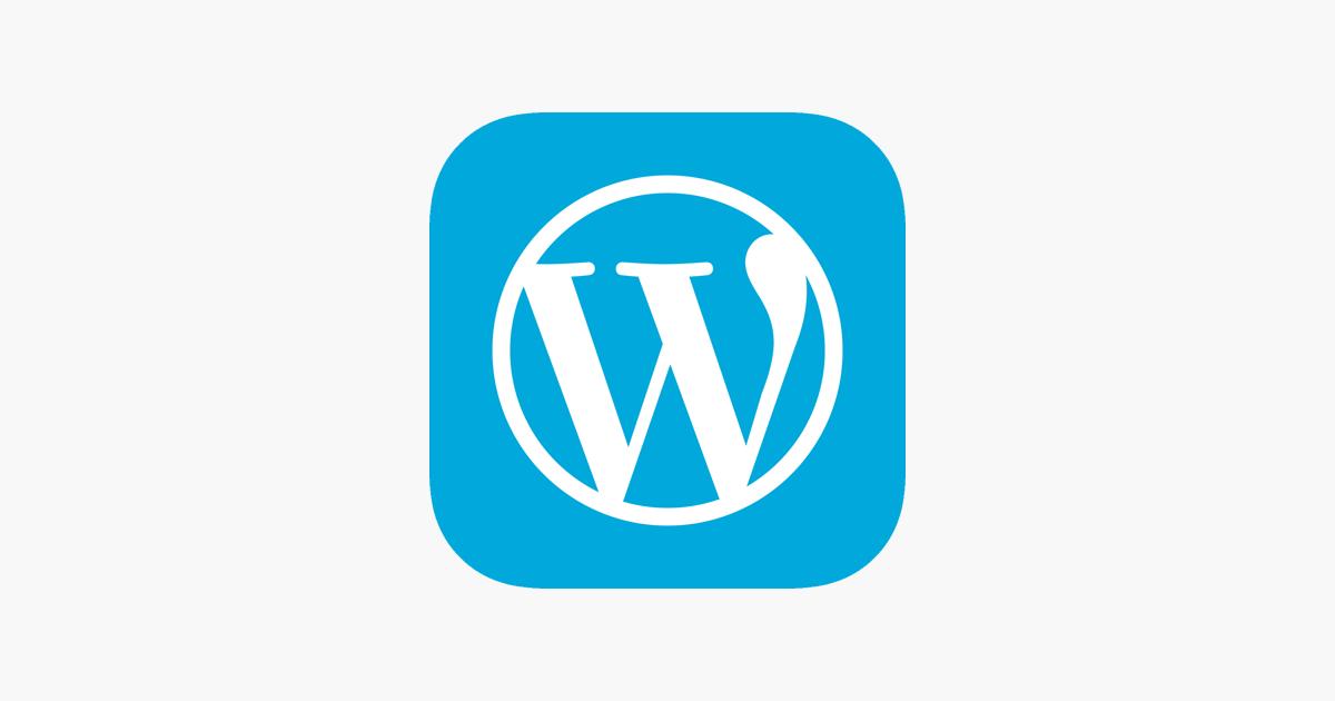 wordpress ios app