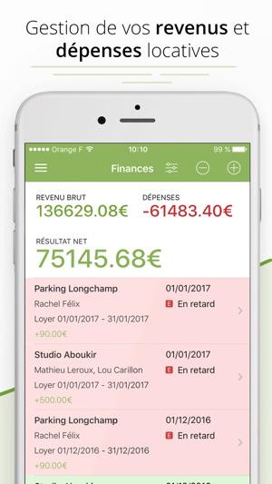 Rentila on the app store - Declaration revenus fonciers meubles ...