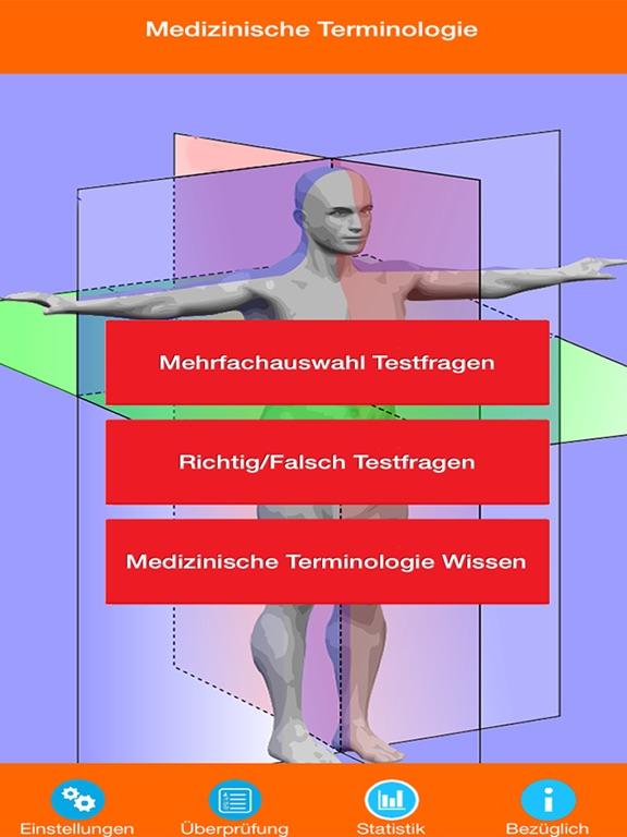 Medizinische Terminologie screenshot 6