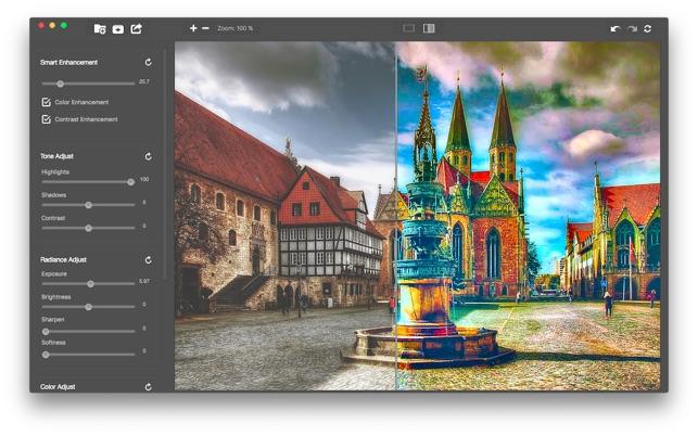 Image Enhance Pro Screenshot