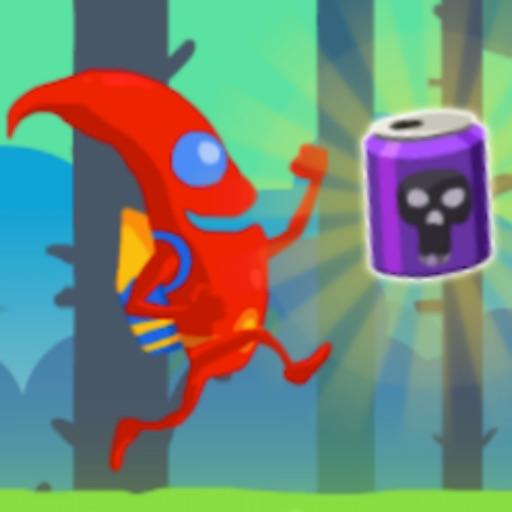 辣椒人跑酷-全民都在玩的动作小游戏