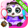 APIX Educational Systems - Panda Lu Baby Bear City No Ads artwork