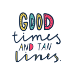 Good Times Stickers!