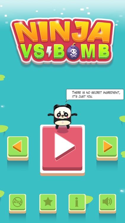 Ninja VS Bomb screenshot-3