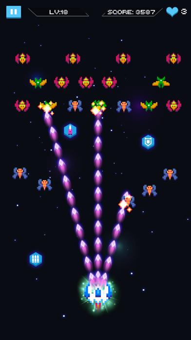 Galaxy Attack - Space Shooter screenshot 2