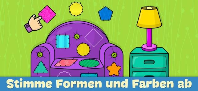 Baby Kinderspiele Ab 2 4 Jahre Im App Store