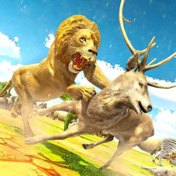 Wild Animal Battle Simulator