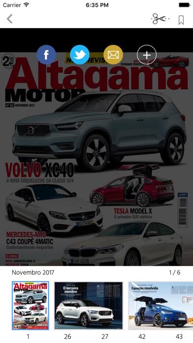 Altagama Portugal screenshot 2