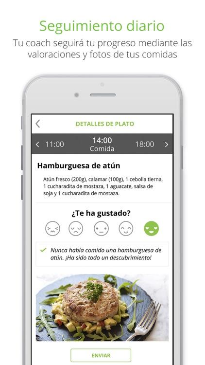 nootric - nutrición y dietas screenshot-3