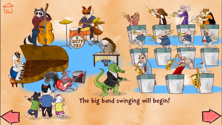 A Jazzy Day - Music Education screenshot-3