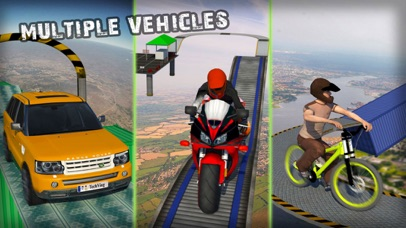 Impossible Driving Simulator 3D: Extreme Tracks