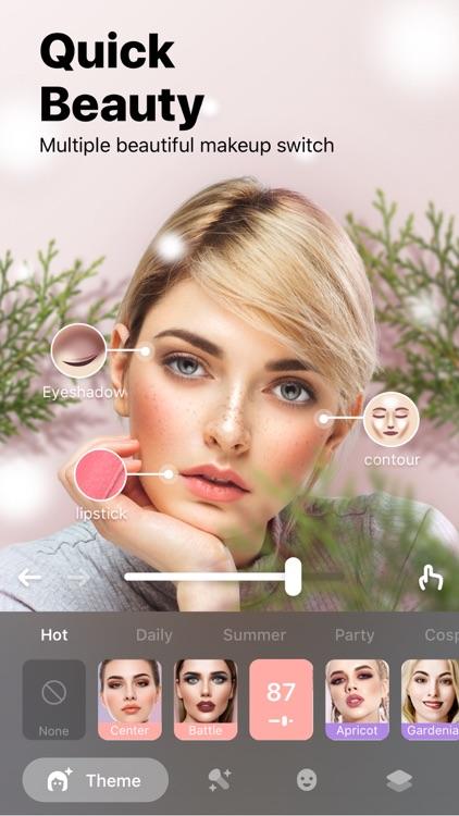 Facey: Face Editor &Makeup Cam screenshot-3