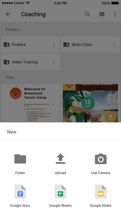 download Google Drive – almacenamiento apps 0