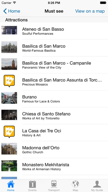 Venice Travel Guide Offline screenshot-3