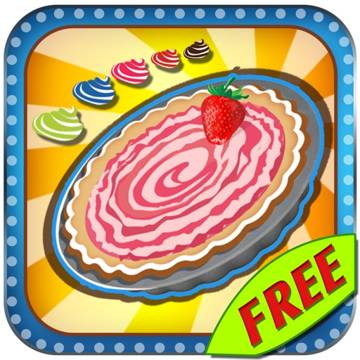 Ice Cream Pie Maker Cooking Decorating Dress Up Game For Girls