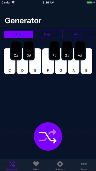 Chord Progression Generator on the App Store - iTunes - Apple
