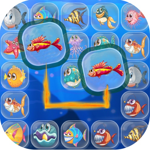 Download Fish Connect free for iPhone, iPod and iPad