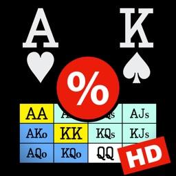 PokerCruncher for iPad - Advanced - Poker Odds